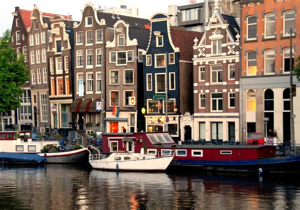 A Mini Guide To Amsterdam, Four Nights and Three Days