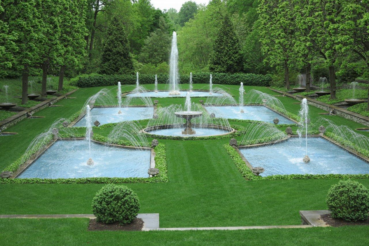 Longwood Gardens Summer Concerts: Delaware And Brandywine: A Perfect Weekend Of Mansions