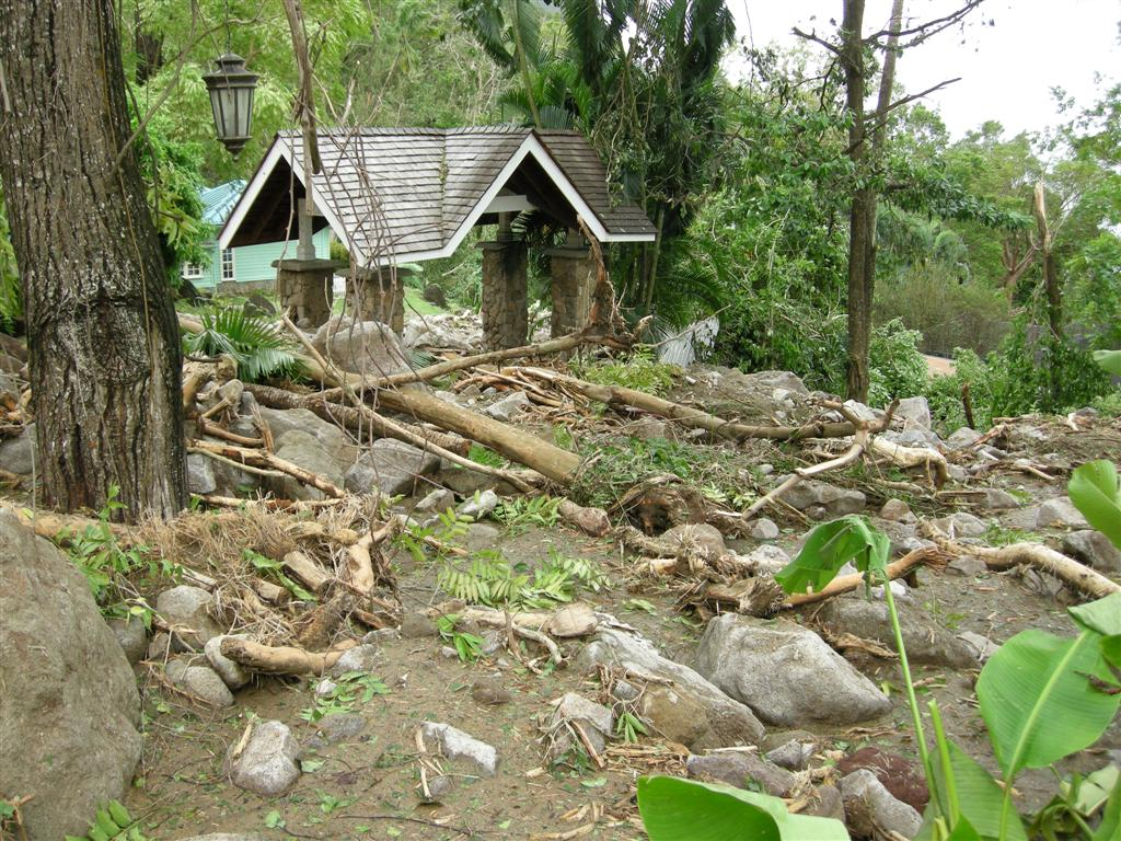 St. Lucia: Hurricane Tomas, From Bad to Good