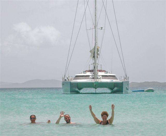 Ultimate Luxury Chartering: Yacht Wonderful, British Virgin Islands