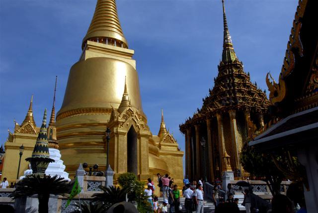 Siam Experience Part 1: Bangkok and Phuket Island, Thailand