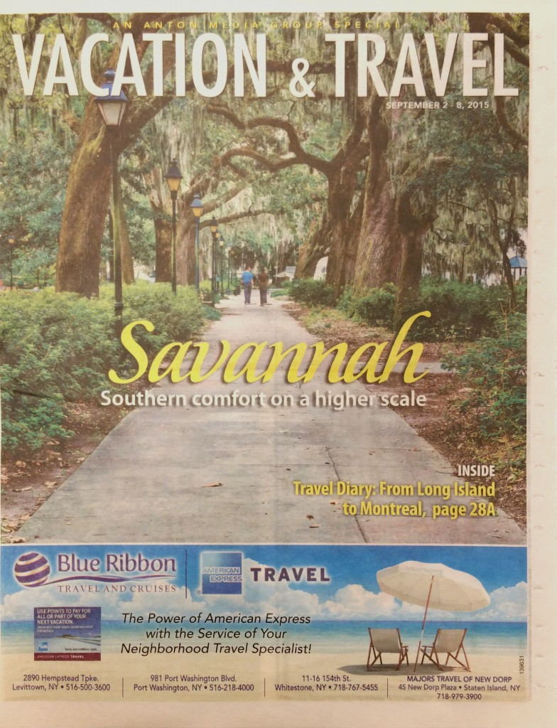 Savannah – Southern comfort on a higher scale