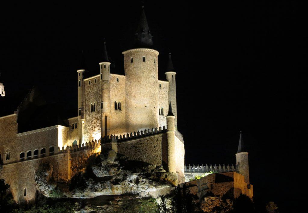 Overnight In Segovia:   Castle, Cobblestone Streets And A 2000 Year Aqueduct